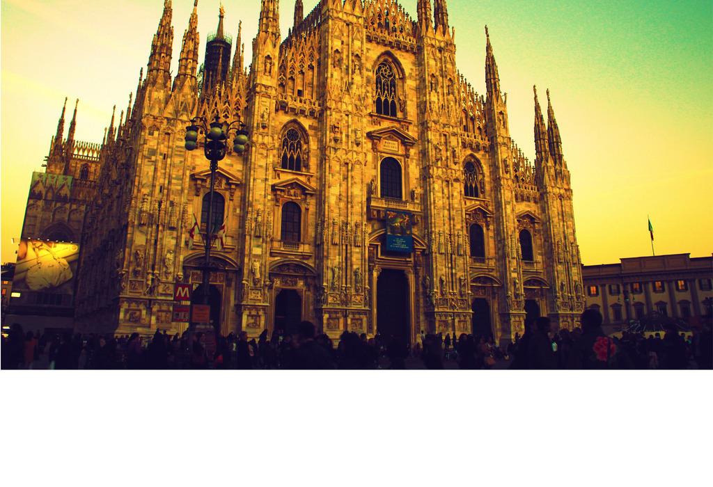 高清哥特式城堡意大利