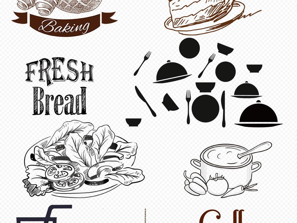 芝士 咖啡pop手绘海报