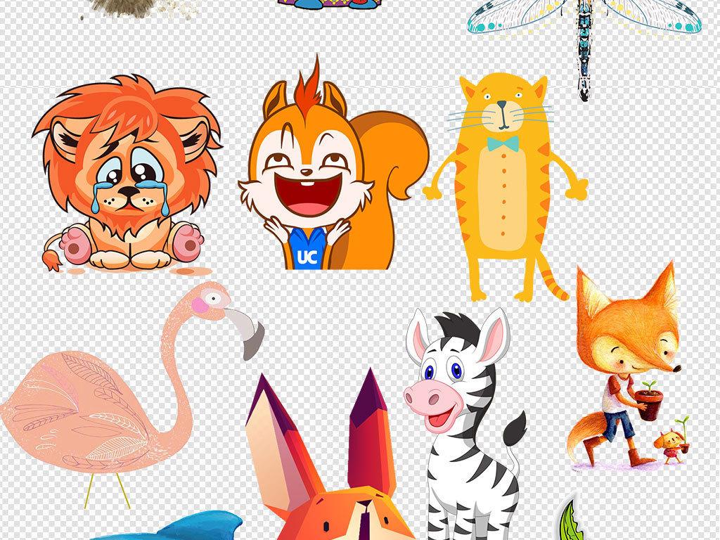 各种兔子卡通图片