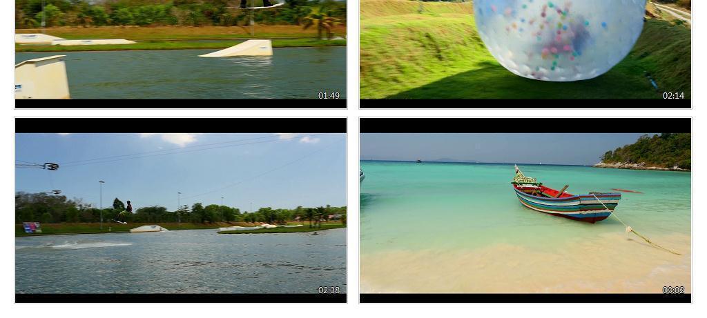 泰国普吉岛宣传片