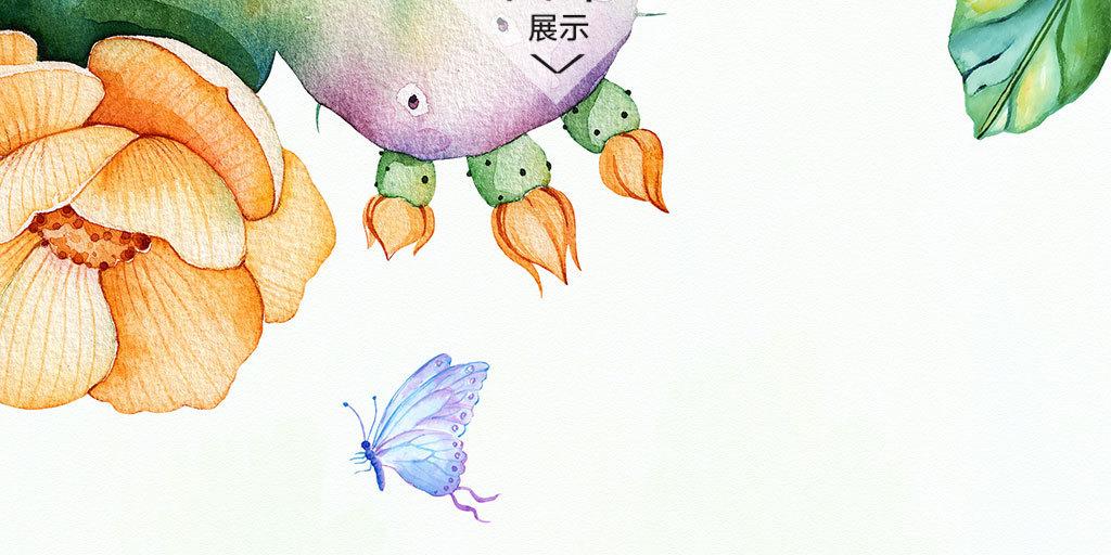 手绘仙人掌装饰画  素材图片参数: 编号 : 16988014 软件 : photoshop