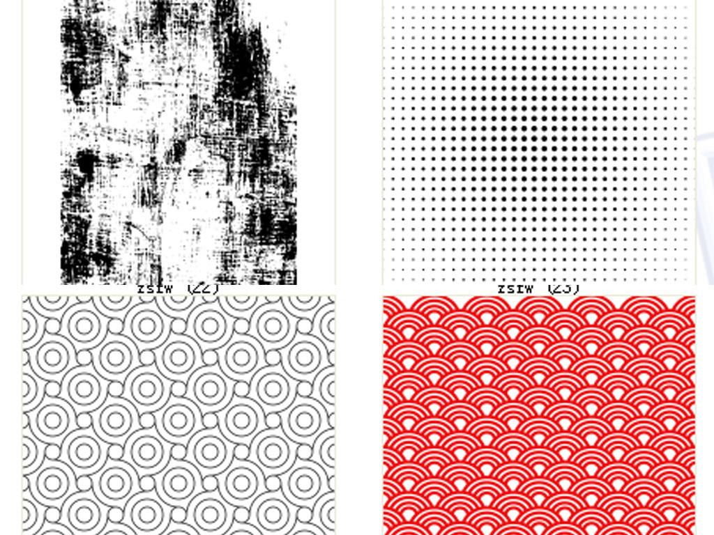 中式花纹背景传统纹理图片下载png素材 其他