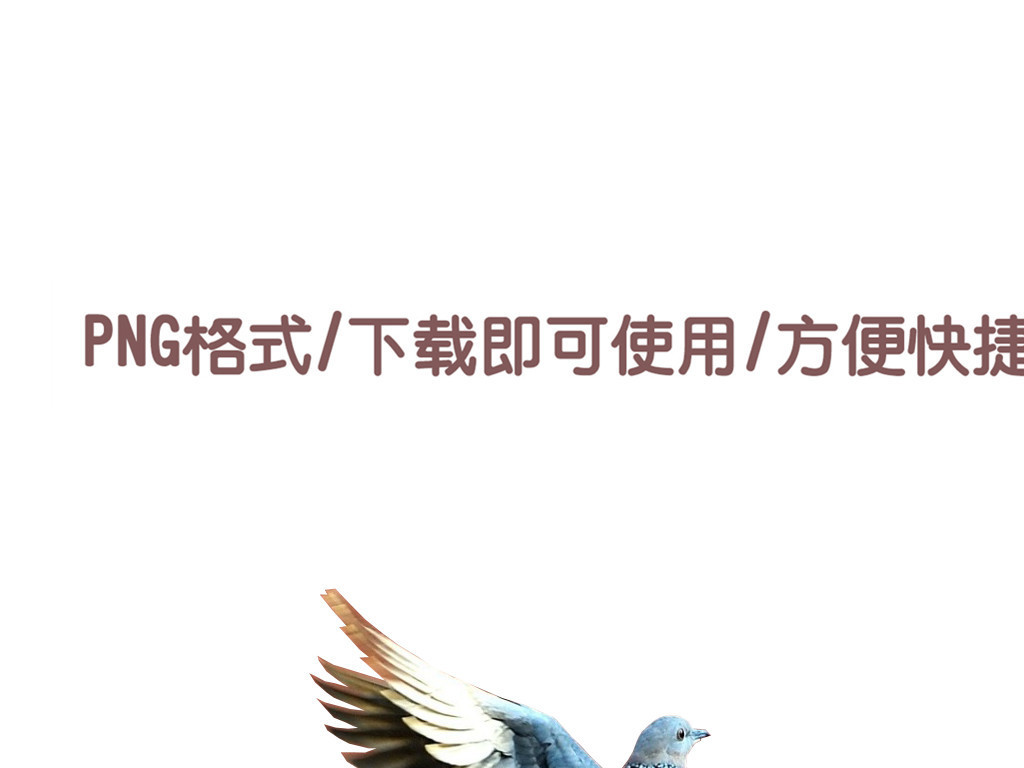 png下载直接使用古代喜鹊鸟古风设计高端大气图片下载png素材 动物