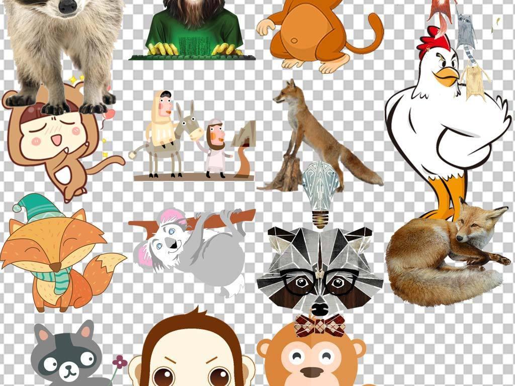 主题墙动物世界儿童画动物世界画画动物世界绘画森林动物世界简笔画