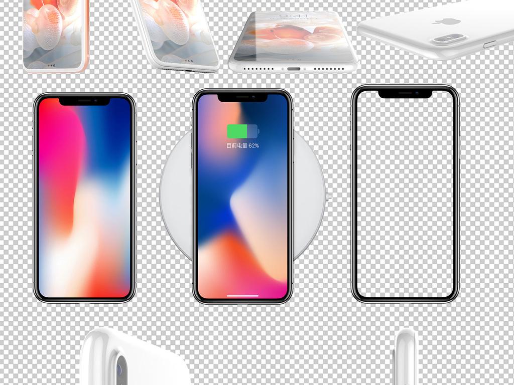 苹果8促销宣传海报8plus预订海报手机宣传海报手机pop海报手机促销