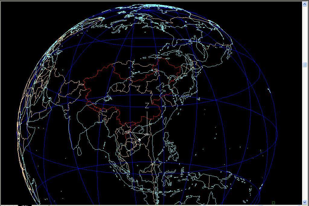 三维地球cad平面设计图下载(图片0.96mb)_cad图纸大全