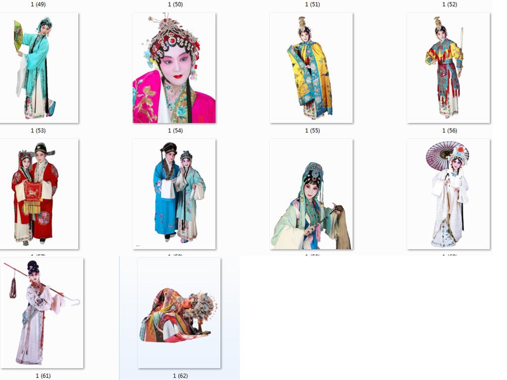 设计元素 其他 中国风素材 > 京剧戏剧卡通人物海报素材  京剧戏剧