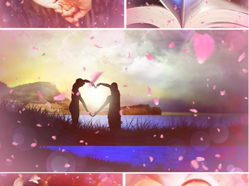 浪漫的事_歌曲最浪漫的事舞台背景唯美浪漫爱情婚礼歌曲