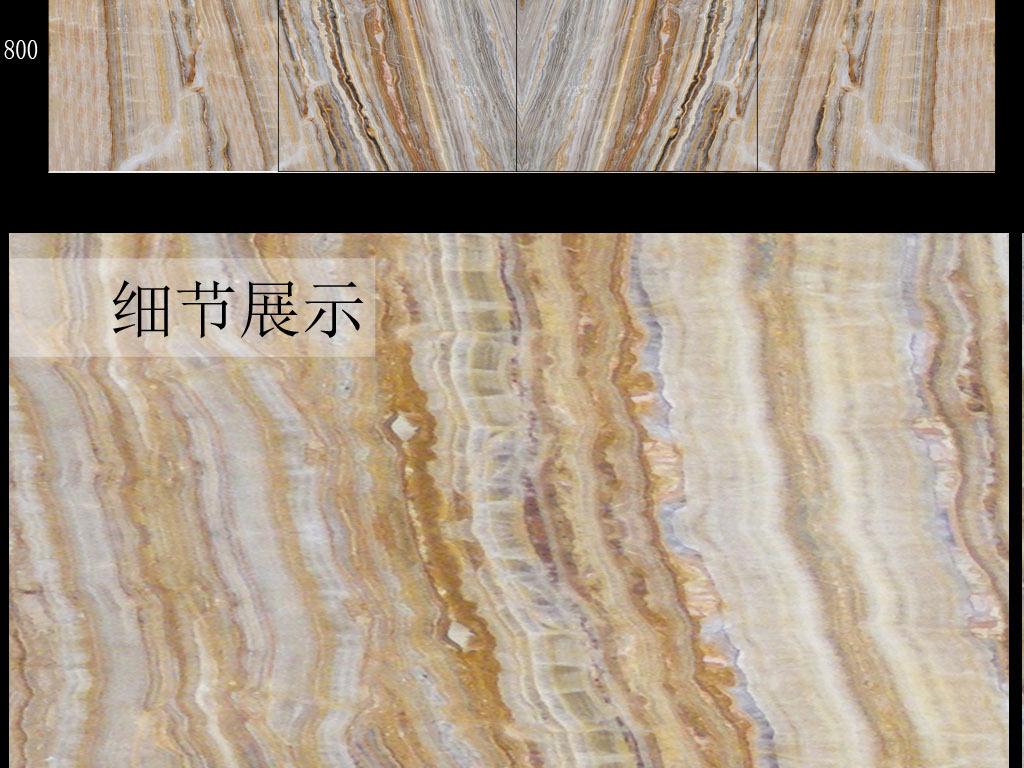 木纹玉石大理石纹理罗马柱背景墙高清图片