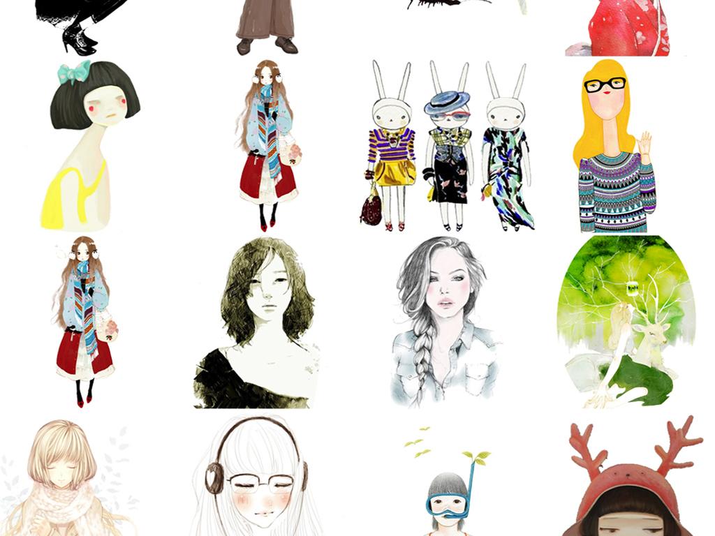 图片性感美女卡通美女动漫人物动漫美女小天使人物素材小公主芭黎公