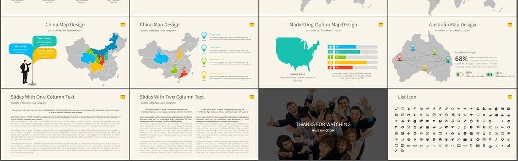 销售案例_市场分析销售营销案例案例展示ppt模版