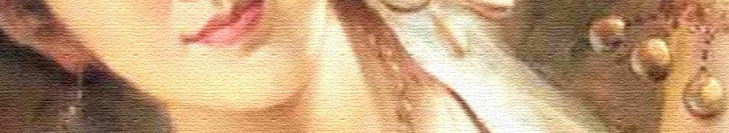 敦煌飞天手绘古装美女人物油画无框画两联画