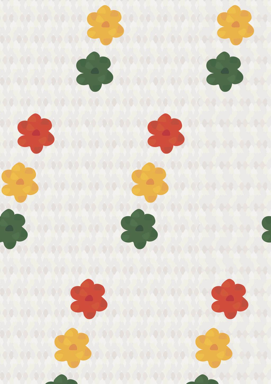 抽象几何艺术面料图案设计图片