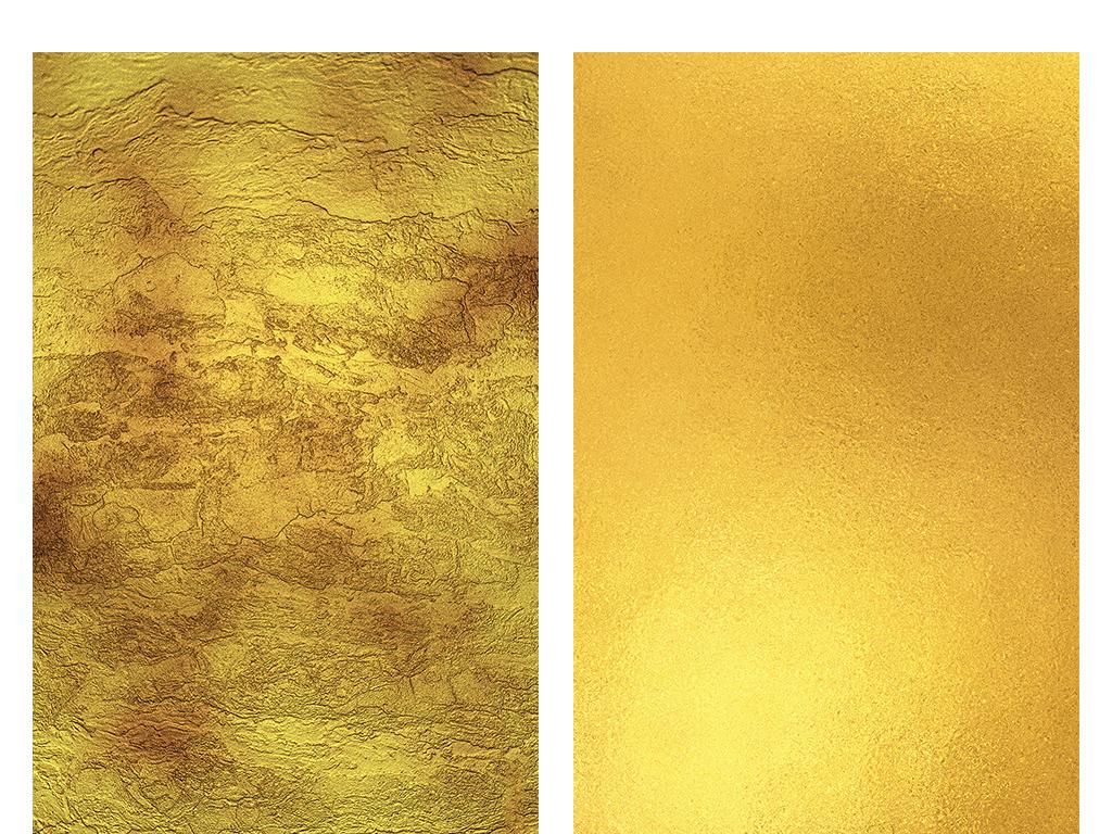 高端金色金属质感背景底纹背景图片素材