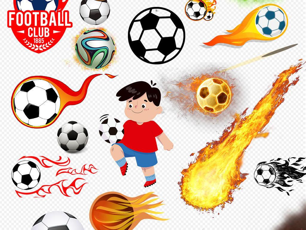 2018足球世界杯体育运动奖杯png素材