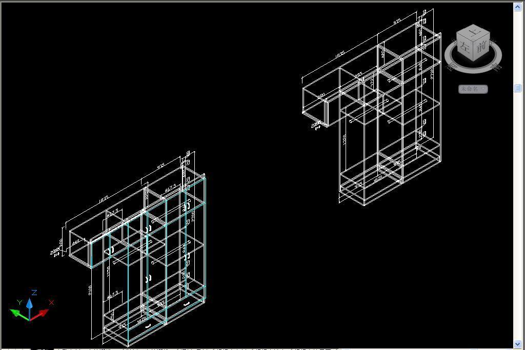 榻榻米三维图榻榻米CAD设计平面图下载 图片1.07MB CAD图纸大全