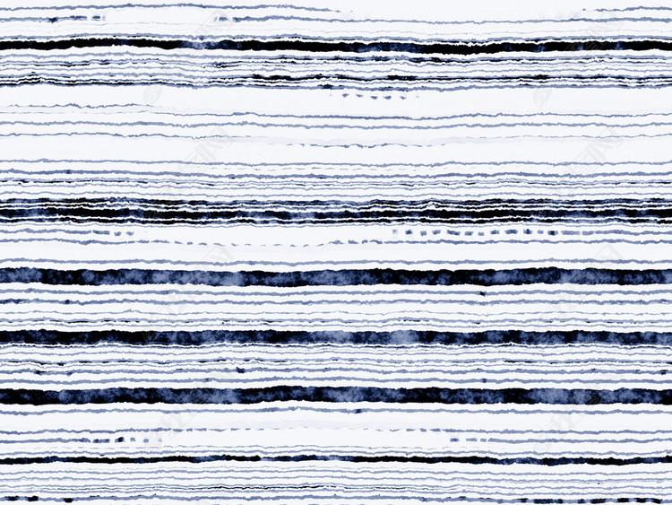 抽象横条家纺服装图案