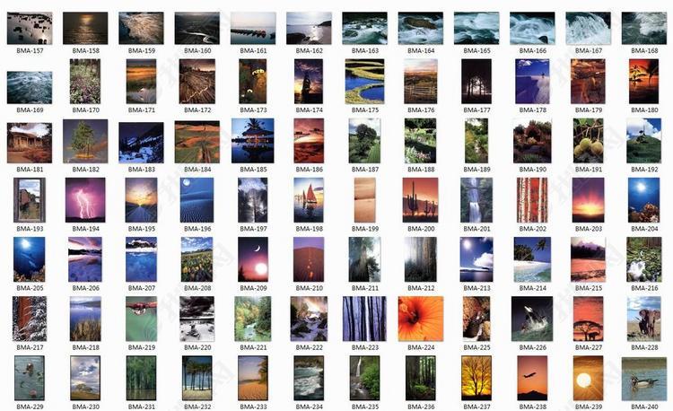 自然世界(271张高清摄影图)自然风景-自然景观