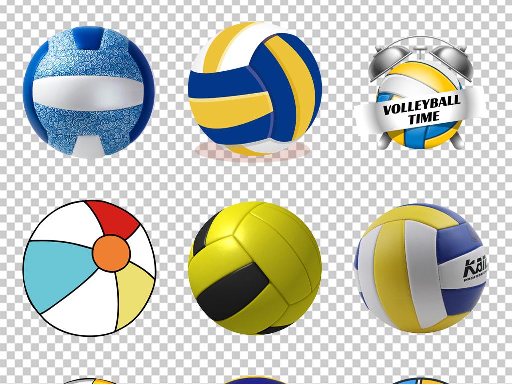运动会排球活力排球比赛海报背景PNG素材图片 模板下载 20.82MB 其