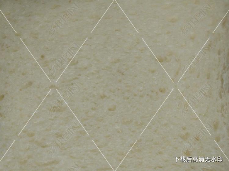 面包切片表面纹理材质