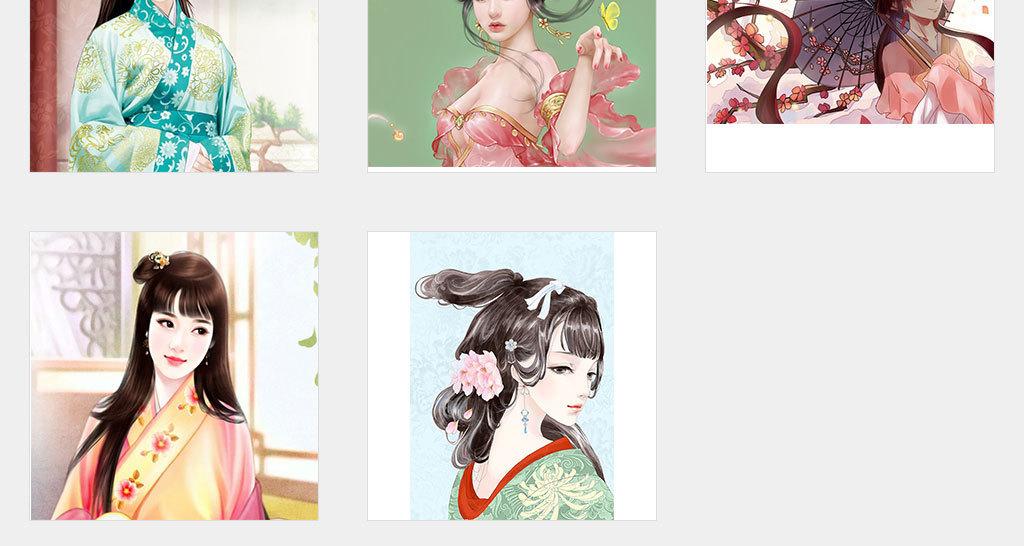 古装美女图片美女古装美人女人后宫女人仙女古典美人中国古风皇帝妃子