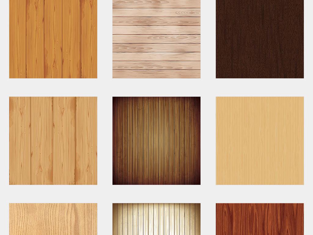 ai/独立png/百款高清木纹木地板拼板木拼花材质贴图