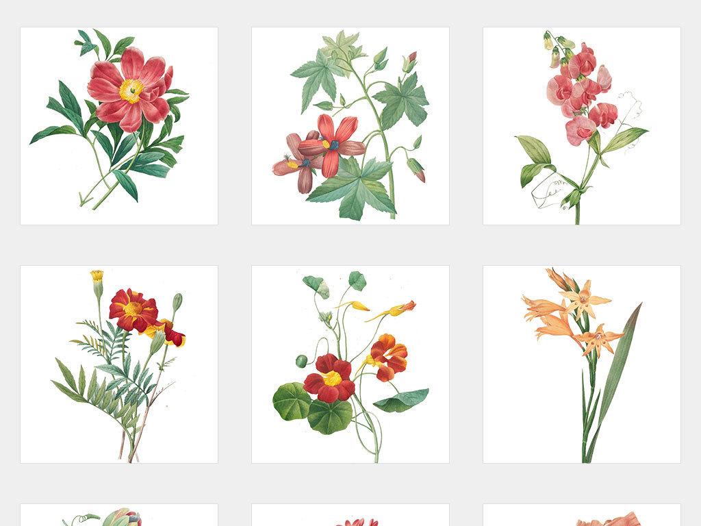 春天海报森系边框海报背景春季海报促销海报树叶背景花纹边框森系