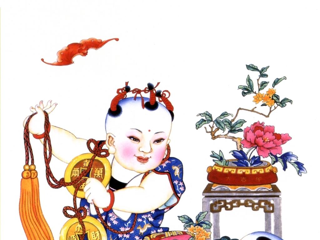 装饰画艺术画手绘美术国画油画图片素材_模板下载(2.