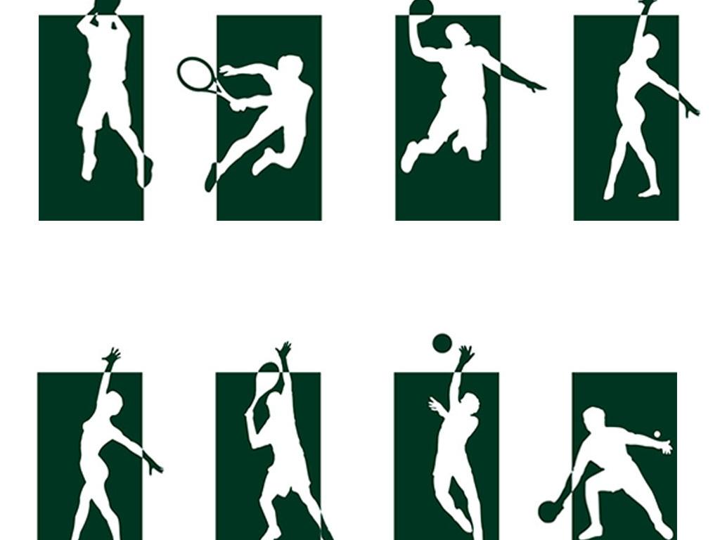 微立体校园体育文化墙学校体育文化墙设计
