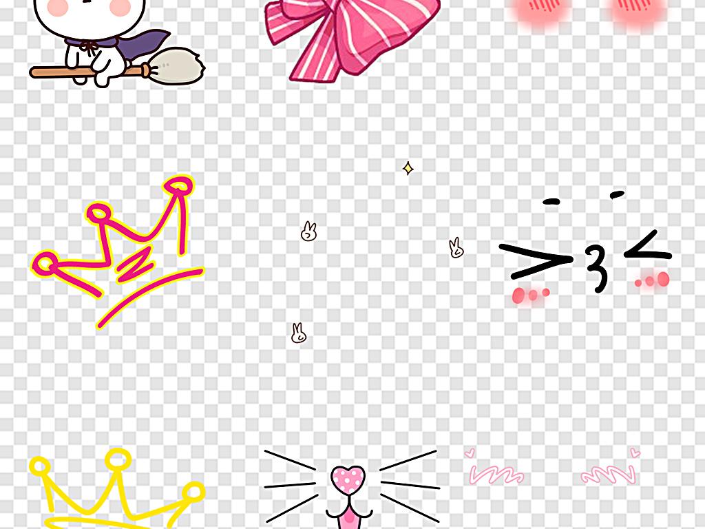 电子小报装饰素材简笔画幼儿园