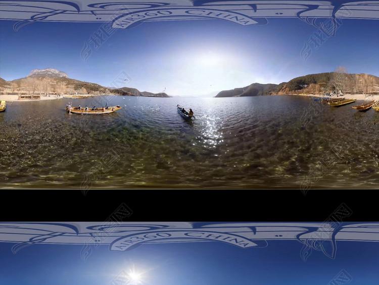 云南旅游风光360度全景VR视频
