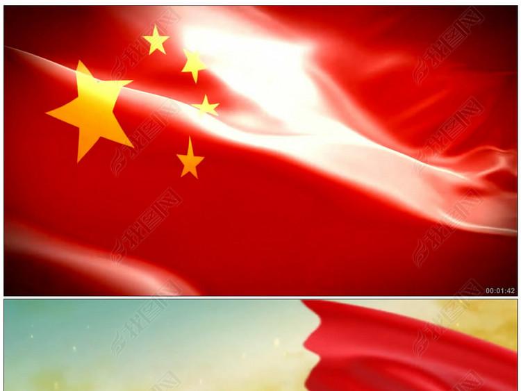 中华少年爱国诗歌朗诵视频