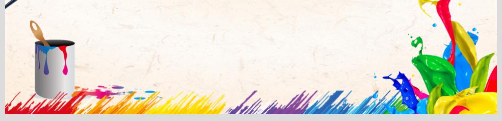 美术绘画教育教学培训ppt模板图片