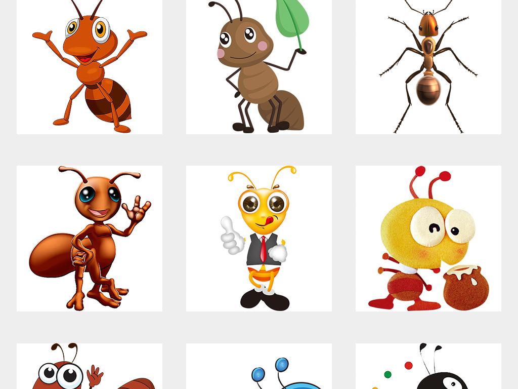 海报动物背景幼儿园恐龙海报设计素材png蚂蚁卡通身上的谜题图片