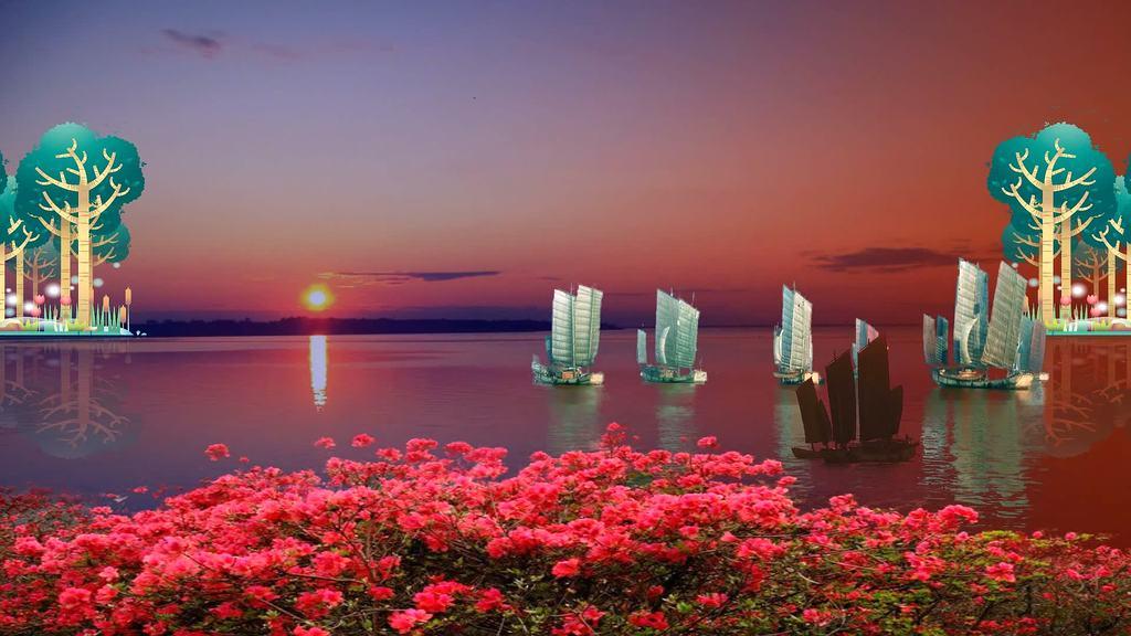 乌苏里江船歌