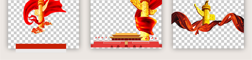 龙纹龙头天安门柱子中国龙柱子辉煌华表
