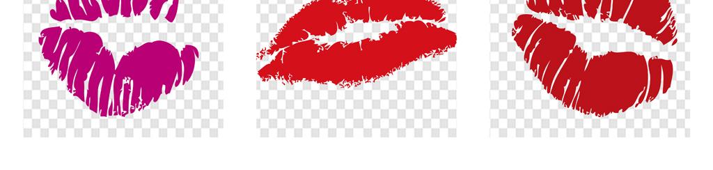 卡通性感嘴唇口红唇印png免扣素材图片_模板下载(12.图片