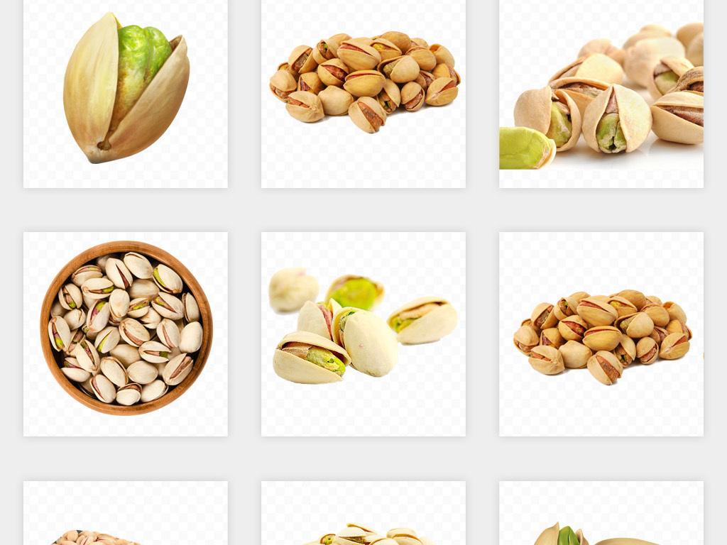 果坚果卡通手绘png免扣素材  素材图片参数: 编号 : 17774108 软件