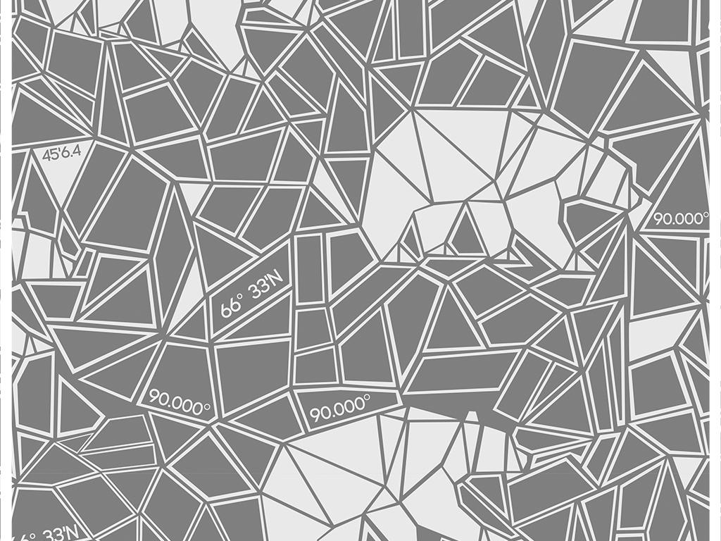 墙纸卡通英文字体可爱卡通四方连续壁纸图文组合动物英文几何图形设计