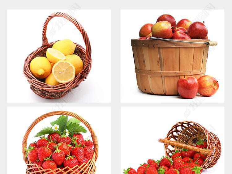 多种水果素材水果集合素材大全水果高清大图