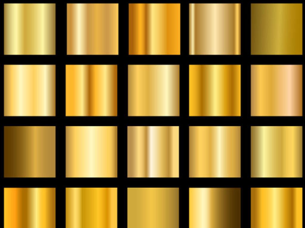 金色锡纸纹理设计图__背景底纹_底纹边框_设... _昵图网nipic.com