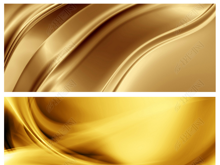 黄金金色底纹金属质感金粉光斑背景素材