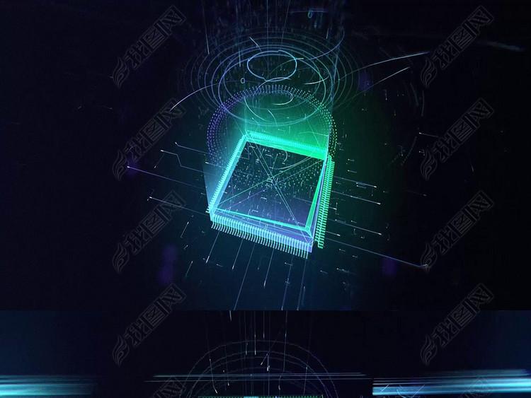 cpu芯片科技视频