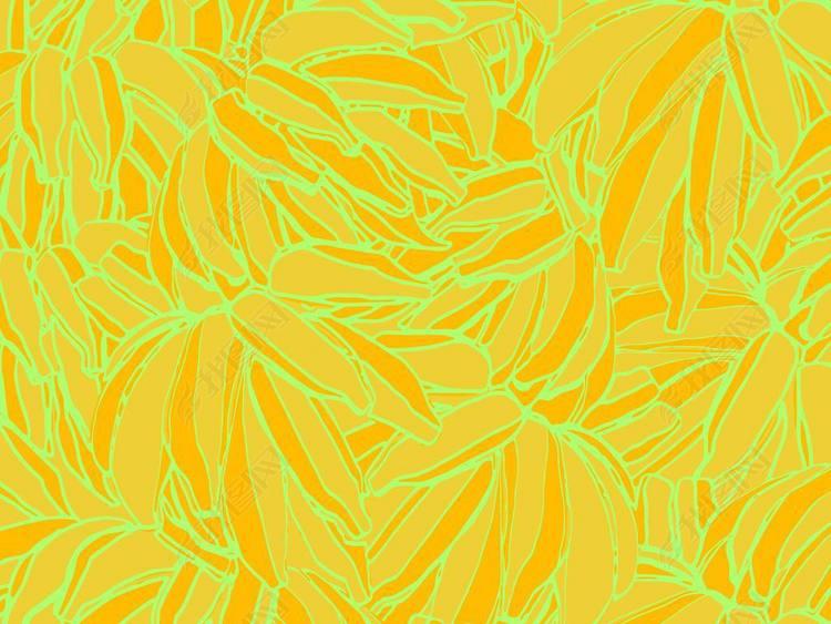 叶子线条图.ai