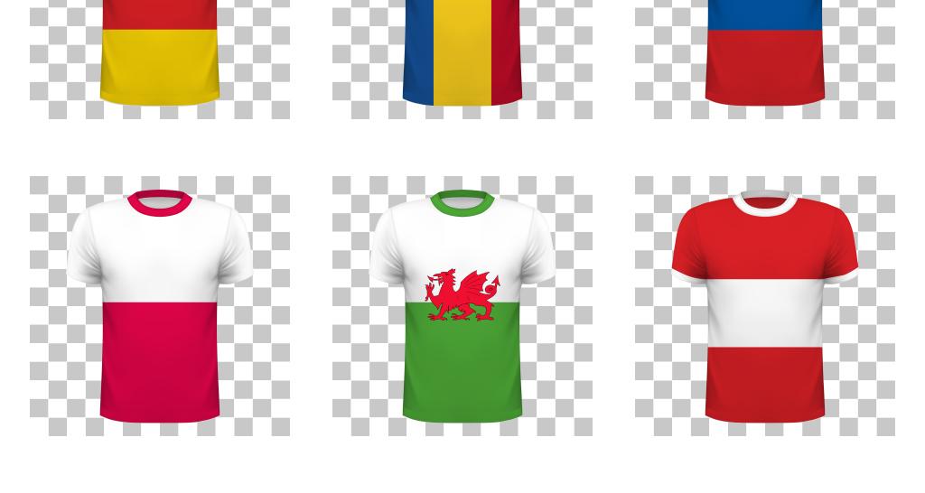 高清世界杯球服国家队队服png素材图片 模板下载 23.89MB 图标大全