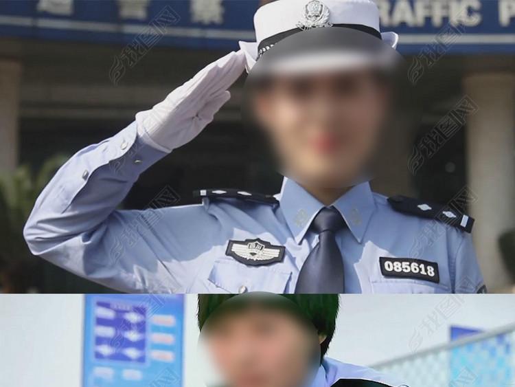 震撼武警特警公安宣传片视频八一中国警察