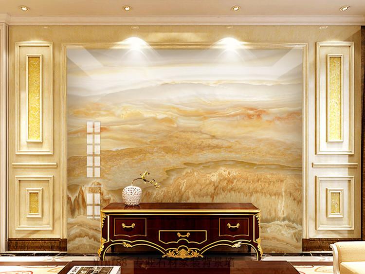 高清大气大理石纹背景墙黄金海岸