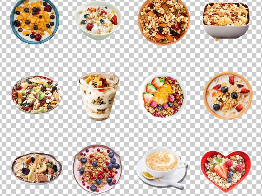 0907营养早餐燕麦片水果干果坚果麦片牛奶麦片养生营养麦片素材免抠图片 模板下载 83.46MB 食物饮品 大全 生活工作