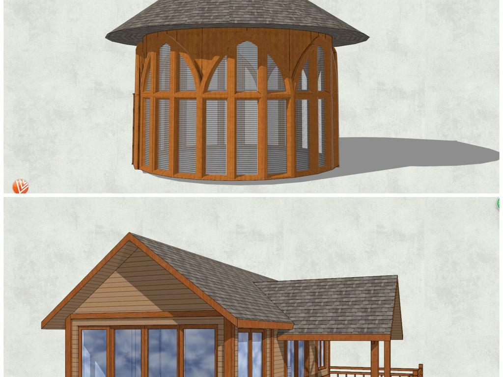 我图网提供独家原创精品木屋茅屋木结构建筑度假屋SU模型正版素材下载, 此素材为原创版权图片,图片可商用,作品体积为,是设计师mail30341958在2018-07-08 14:24:13上传, 素材尺寸/像素为-高清品质图片-分辨率为, 颜色模式为,所属建筑模型分类,此原创格式素材图片已被下载0次,被收藏76次,作品模板源文件下载后可在本地用软件 SketchUp 2014(.