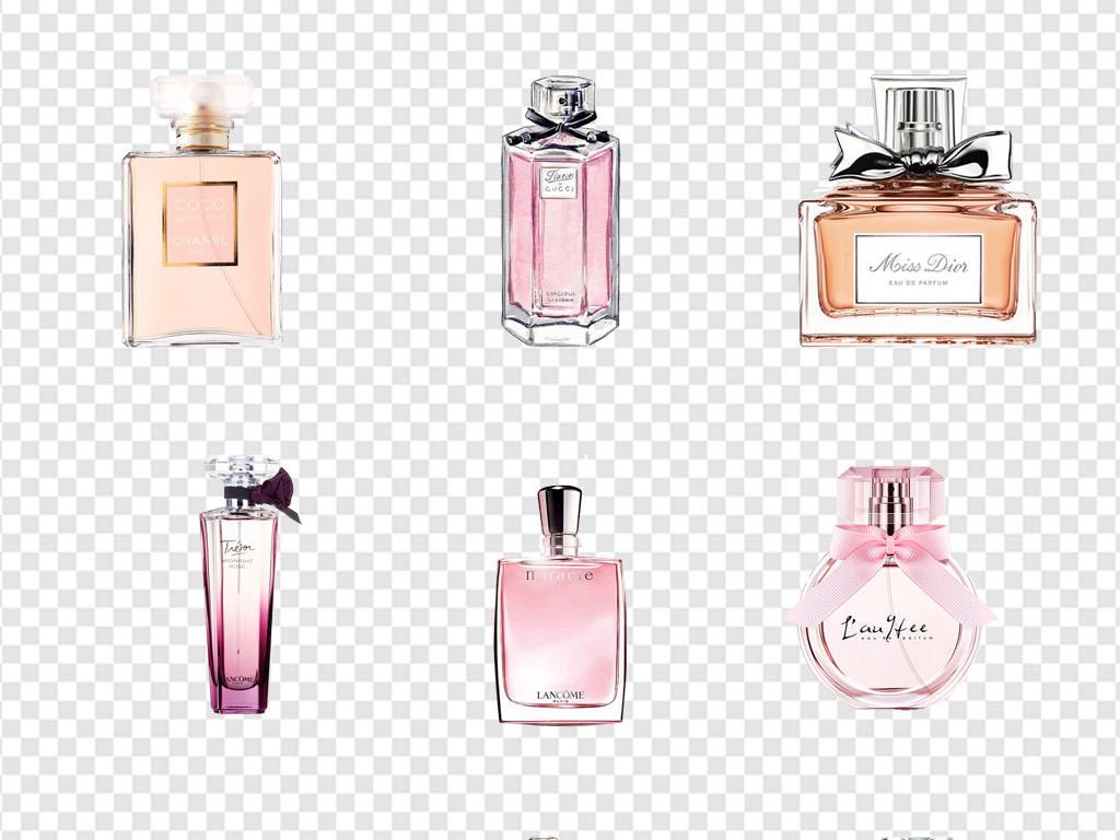 法国香水水彩香水手绘香水